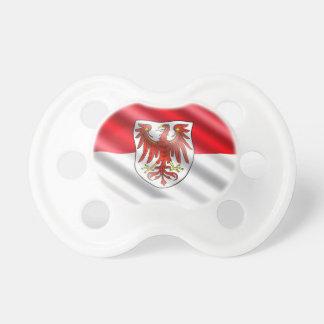 Brandenburg Flag Pacifier