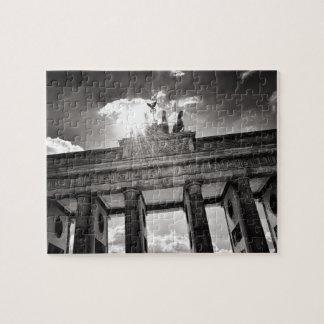 Brandenburg gate Berlin Germany puzzle