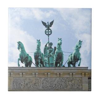 Brandenburg Gate - Brandenburger Tor Ceramic Tiles