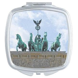 Brandenburg Gate - Brandenburger Tor Compact Mirrors