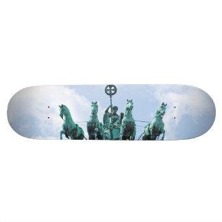 Brandenburg Gate - Brandenburger Tor Custom Skate Board