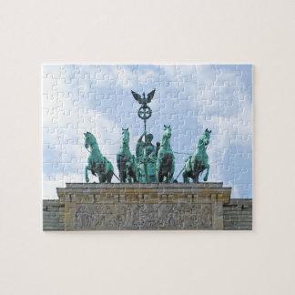 Brandenburg Gate - Brandenburger Tor Jigsaw Puzzle