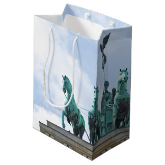 Brandenburg Gate - Brandenburger Tor Medium Gift Bag