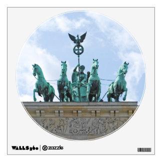Brandenburg Gate - Brandenburger Tor Wall Decal