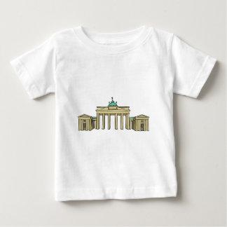 Brandenburg Gate in Berlin Baby T-Shirt