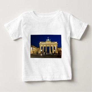 Brandenburg Gate in Berlin, Germany Baby T-Shirt