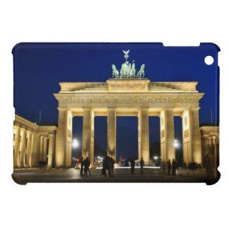 Brandenburg Gate in Berlin, Germany iPad Mini Cover