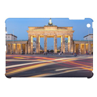 Brandenburg Gate in Berlin iPad Mini Cases