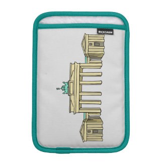 Brandenburg Gate in Berlin iPad Mini Sleeves