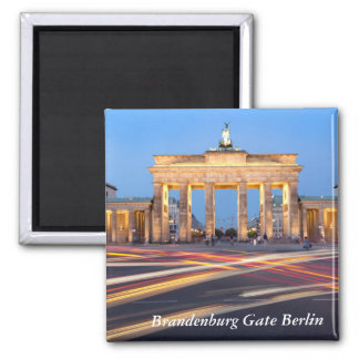 Brandenburg Gate in Berlin Magnet