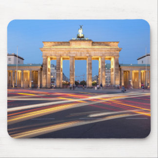 Brandenburg Gate in Berlin Mouse Pad