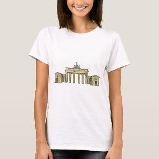 Brandenburg Gate in Berlin T-Shirt