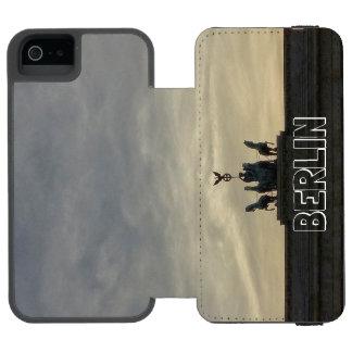 Brandenburg Gate sunset 001.04, Berlin Incipio Watson™ iPhone 5 Wallet Case