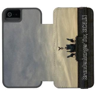 Brandenburg Gate sunset 001.05, Berlin Incipio Watson™ iPhone 5 Wallet Case