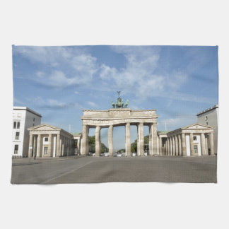 Brandenburg Gates, Berlin Kitchen Towel
