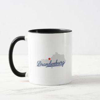 Brandenburg Kentucky KY Shirt Mug