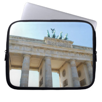 Brandenburger Tor, Berlin Laptop Sleeve