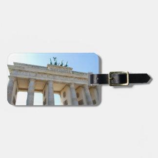 Brandenburger Tor, Berlin Luggage Tag