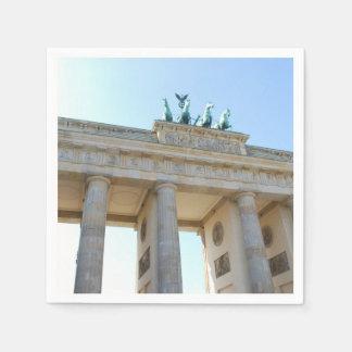 Brandenburger Tor, Berlin Paper Napkin