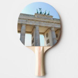 Brandenburger Tor, Berlin Ping-Pong Paddle