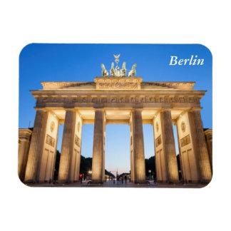 Brandenburger Tor Berlin Rectangular Photo Magnet