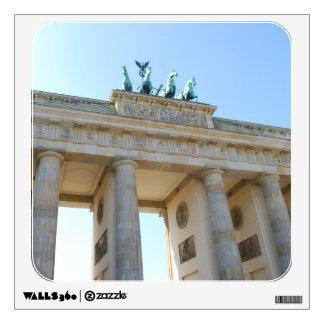 Brandenburger Tor, Berlin Wall Decal