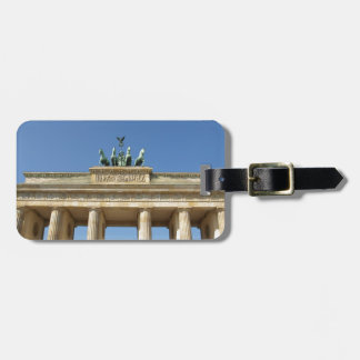 Brandenburger Tor Brandenburg Gate Berlin Luggage Tag