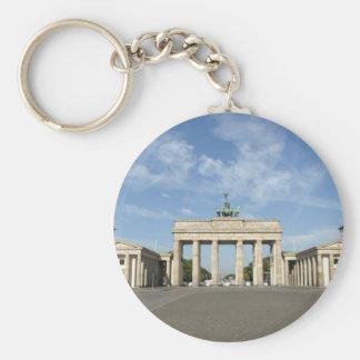 Brandenburger Tor (Brandenburg Gate) Keychain