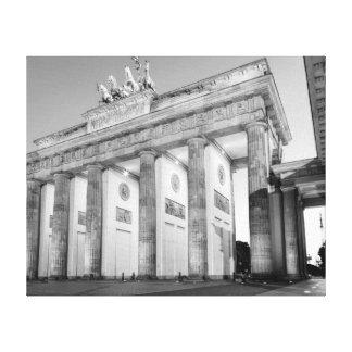 Brandenburger Tor Canvas Print