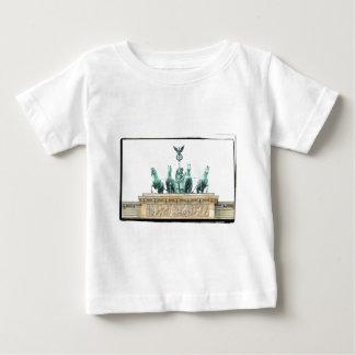 Brandenburger Tor in Berlin, Germany Baby T-Shirt