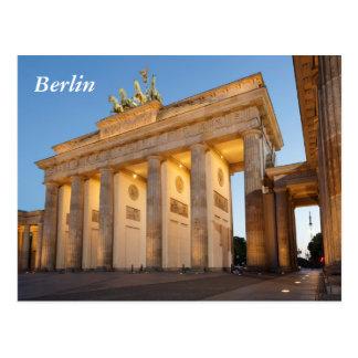 Brandenburger Tor in Berlin Postcard