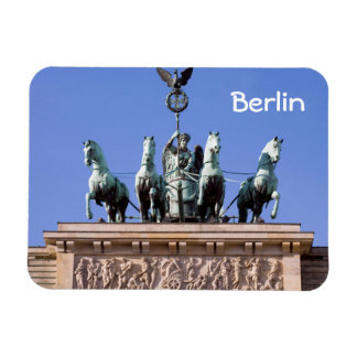 Brandenburger Tor Rectangular Photo Magnet