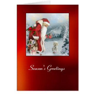 Brandi at Christmas Card