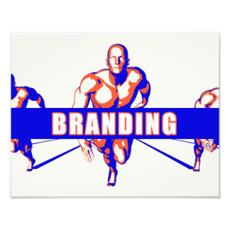 Branding as a Competition Concept Photograph