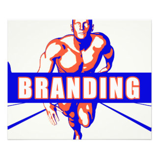 Branding as a Competition Concept Photographic Print