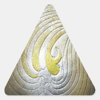 BRANDON 14_result.JPG Triangle Sticker