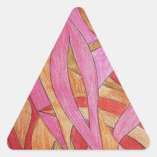 BRANDON 25_result.JPG Triangle Sticker