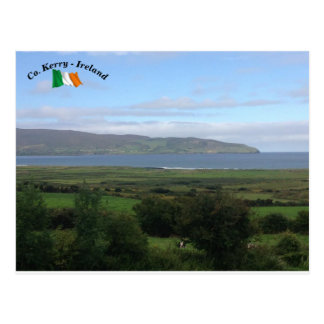 Brandon Bay and Brandon Point, Co. Kerry, Ireland. Postcard