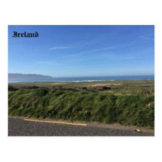 Brandon Bay, Brandon Point, Kerry, Ireland Postcard