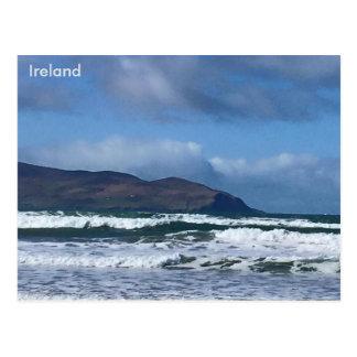 Brandon Point, Brandon, Co. Kerry, Ireland. Postcard