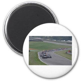 Brands Hatch Magnet