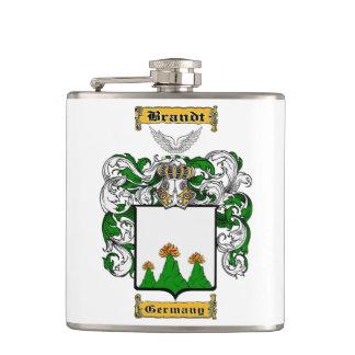 Brandt Hip Flask