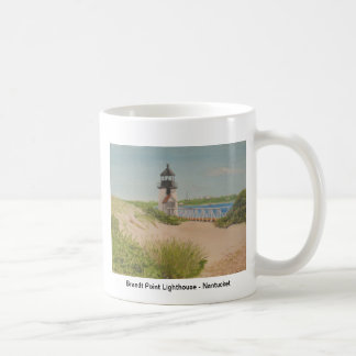 Brandt Point Lighthouse - Nantucket Coffee Mug