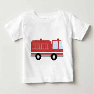 Brandweerwagen child t-shirt