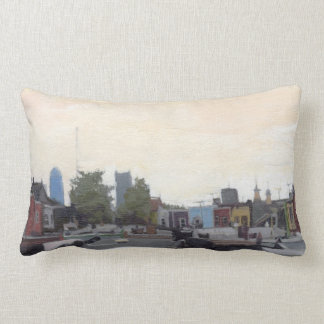 Brandy and Philadelphia Pillow