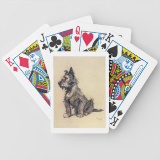 Brandy Bicycle Playing Cards