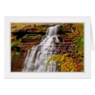Brandywine Falls Card