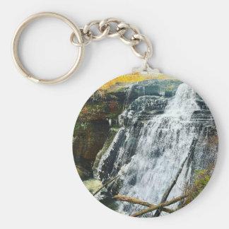 Brandywine Falls Cuyahogo National Park Ohio Keychain