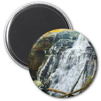 Brandywine Falls Cuyahogo National Park Ohio Magnet