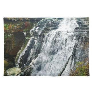 Brandywine Falls Cuyahogo National Park Ohio Placemat